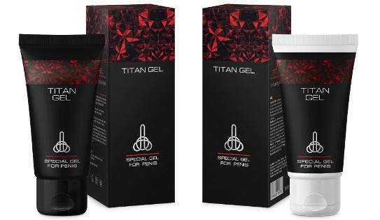 Titan gel цена